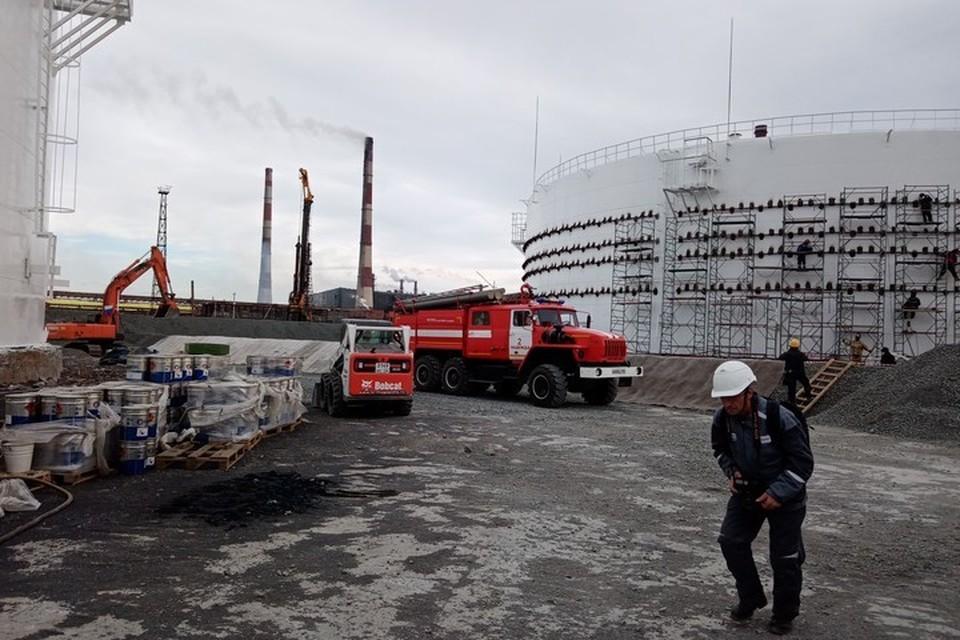 МЧС понизило режим ЧС в Норильске с федерального уровня до регионального