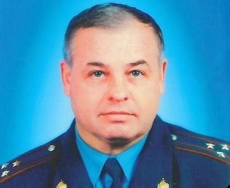 Умер бывший начальник УГИБДД Смоленской области Владимир Ивченков. Фото: из архива.
