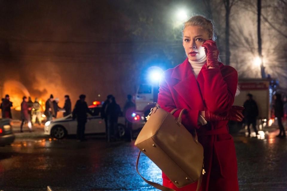 Светлана Ходченкова стала лучшей актрисой десятилетия