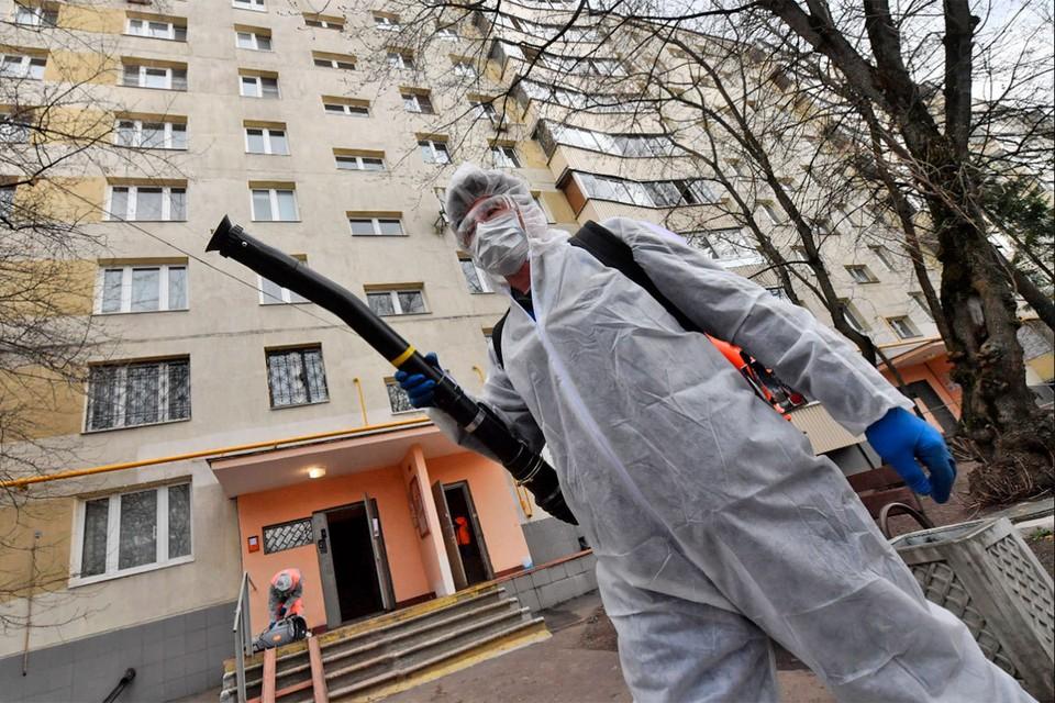После обработки квартиры от клопов дети попали в больницу.