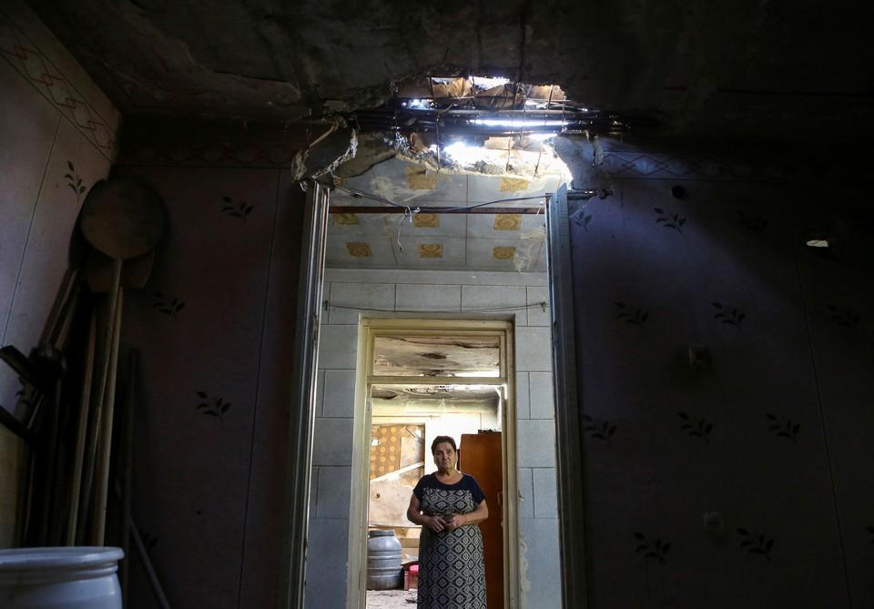 Мирные населённые пункты в Карабахе подверглись артиллерийскому обстрелу