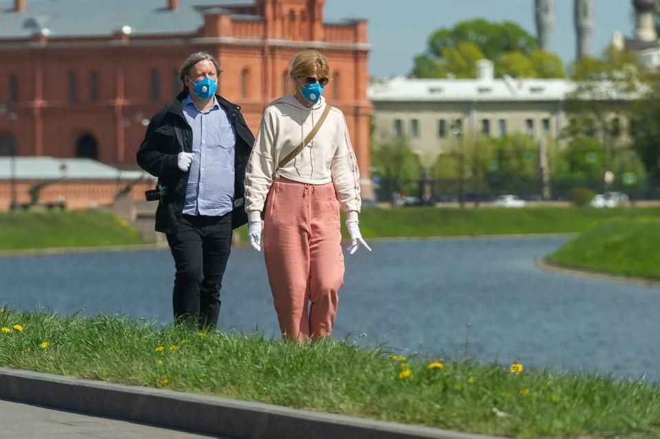Последние новости о коронавирусе в Санкт-Петербурге