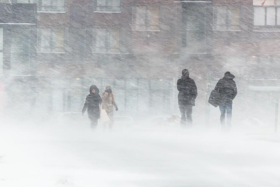 Метеорологи назвали самые холодные места в Северном полушарии