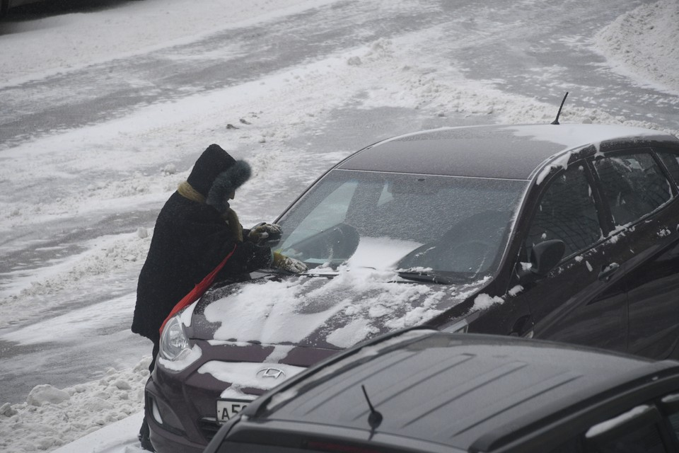Россиян предупредили об аномальной зиме