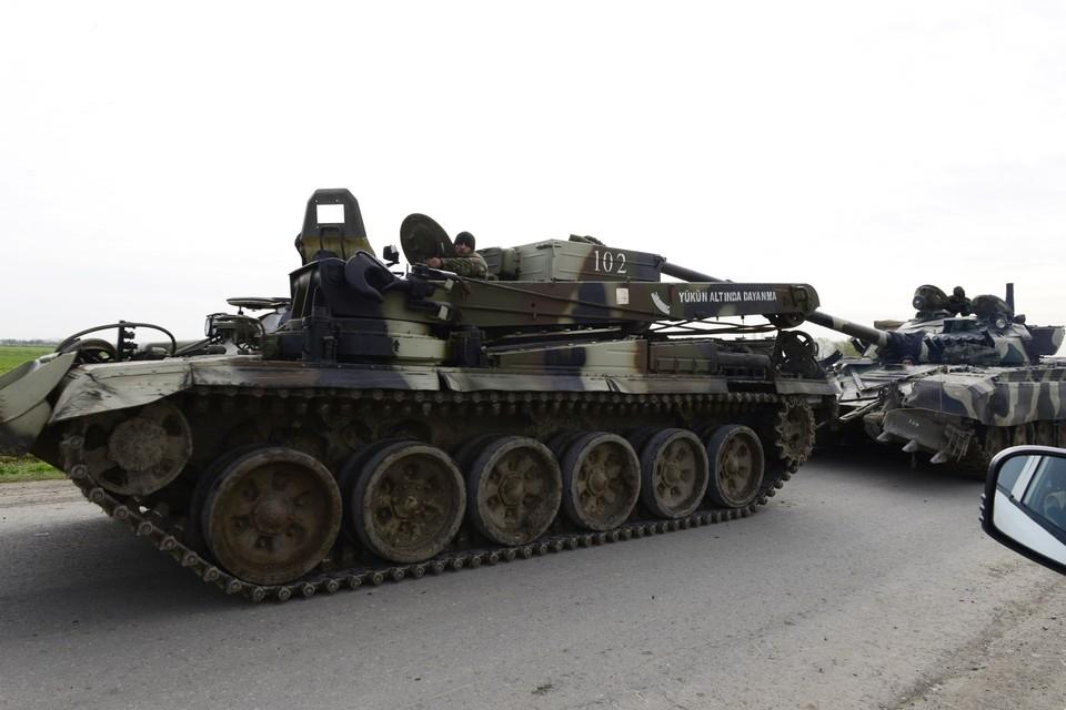 Власти Азербайджана приняли решение частично мобилизовать население