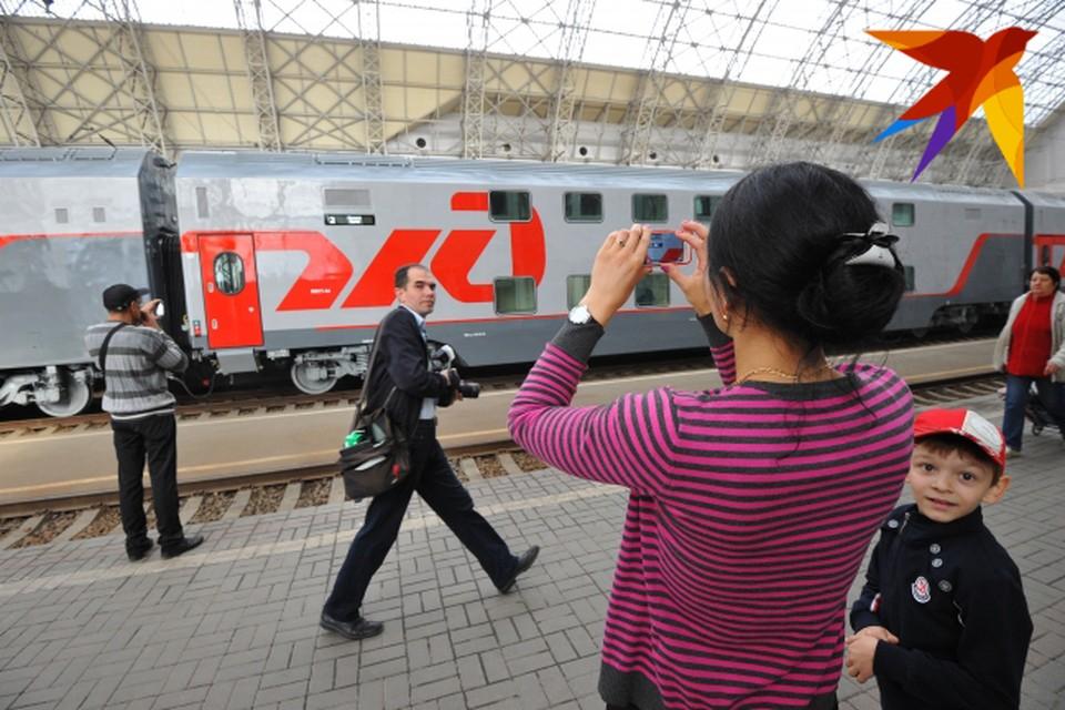 Из Мурманска начнут ходить двухэтажные поезда.