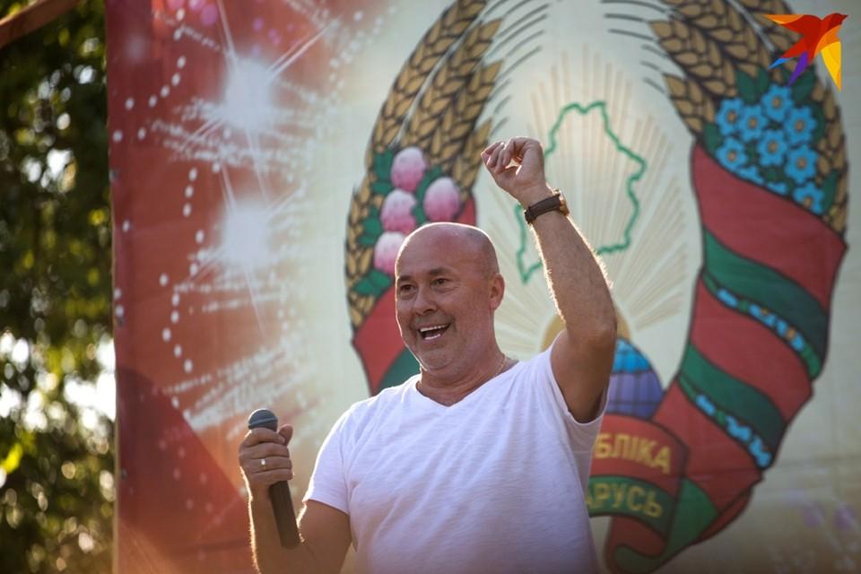 «Меня вся страна рвет в клочья!»: Александр Солодуха - об инаугурации, Баскове и концертах