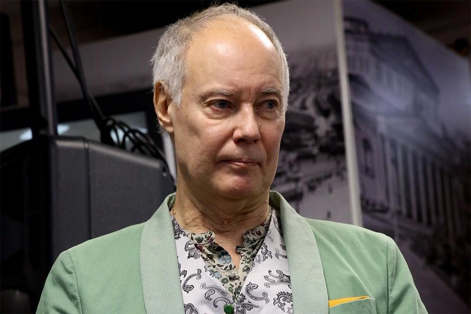 Актер Владимир Конкин.