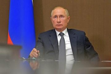 «Потом - суп с котом!»: Владимир Путин отказался пересматривать выполнение национальных целей из-за пандемии
