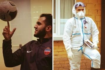 «Меня уволили за прогулы»: массажист, работавший с ковидными больными, подал в суд на ФК «Енисей»