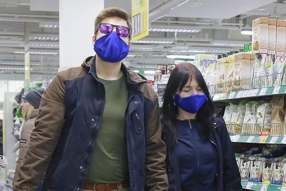 Спрос на маски, перчатки, имбирь и лимон начал расти