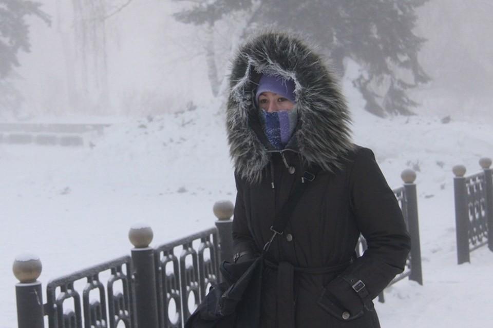 Синоптики рассказали, какая зима ждет Кузбасс