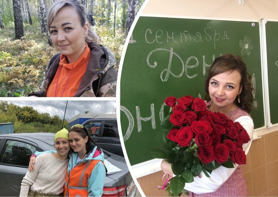 Эти люди однажды решили, что не могут остаться в стороне от чужой беды. Фото: предоставлено Екатериной Бирюковой и Ольгой Будановой