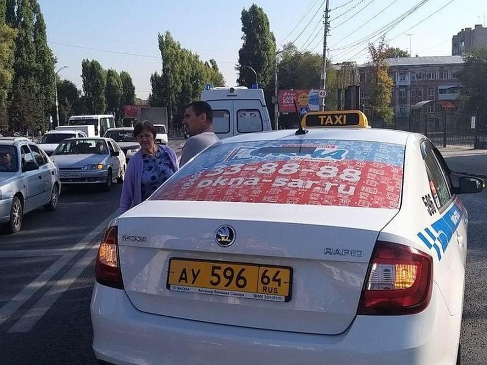 Проверки такси начались в Саратове