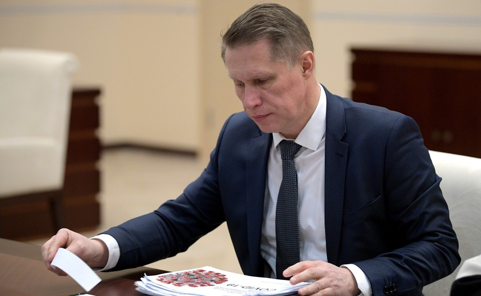 Министр заявил, что тт коронавируса было привито 5,5 тысяч человек