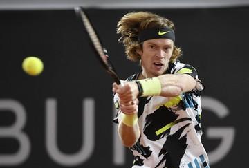 Андрей Рублев выиграл свой стартовый матч на «Ролан Гаррос» в пяти сетах