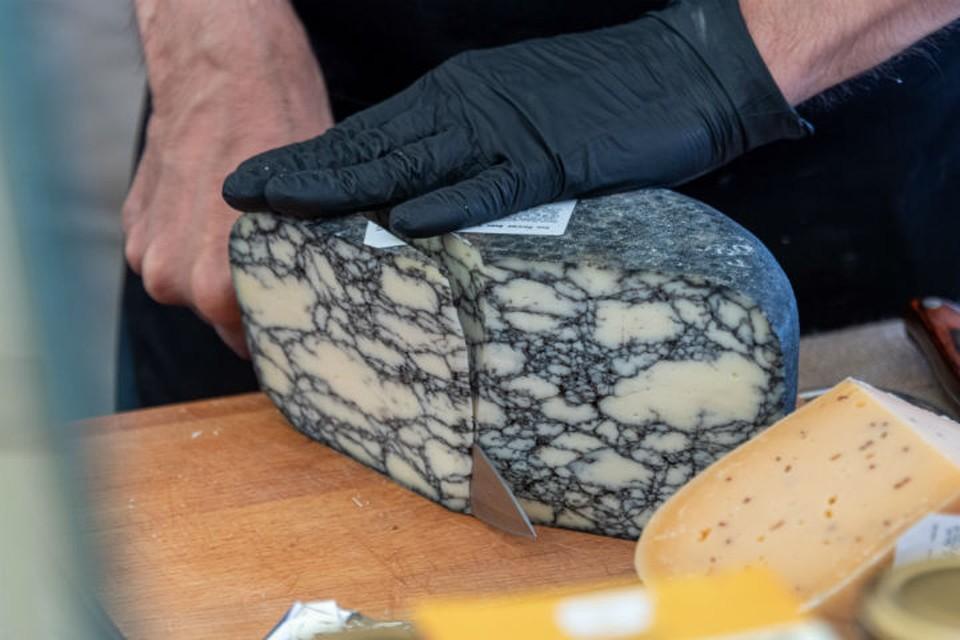 Масло и сыр, по документам, направили в Московскую область