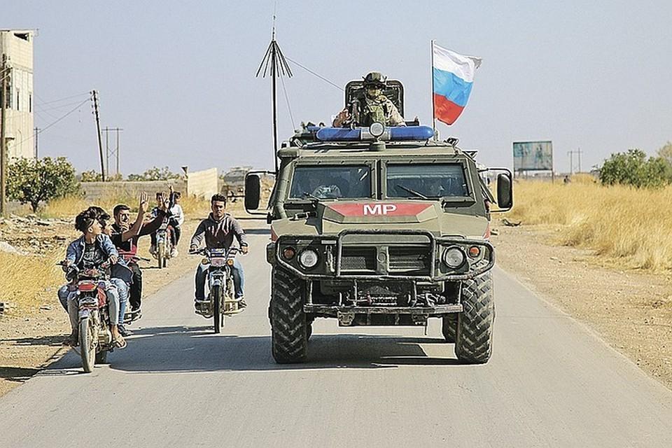 Россия помогла Сирии защититься от захвата террористами.