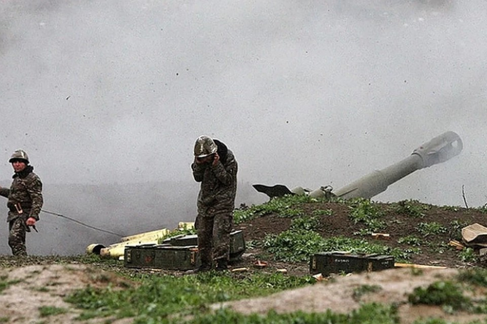 Очередное обострение конфликта в Нагорном Карабахе произошло 27 сентября