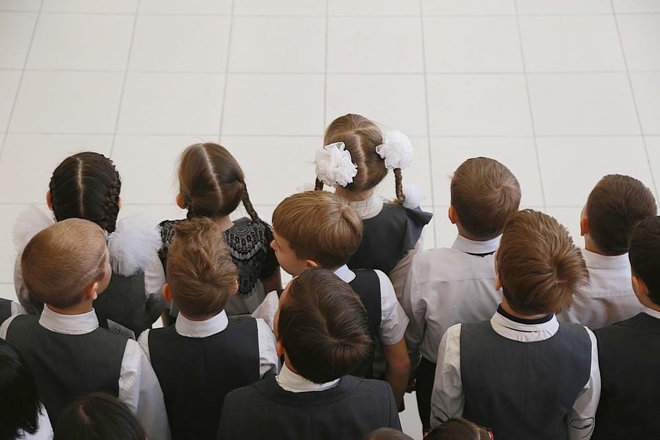 Красноярского первоклассника, мешающего другим детям, отправили на обследование.
