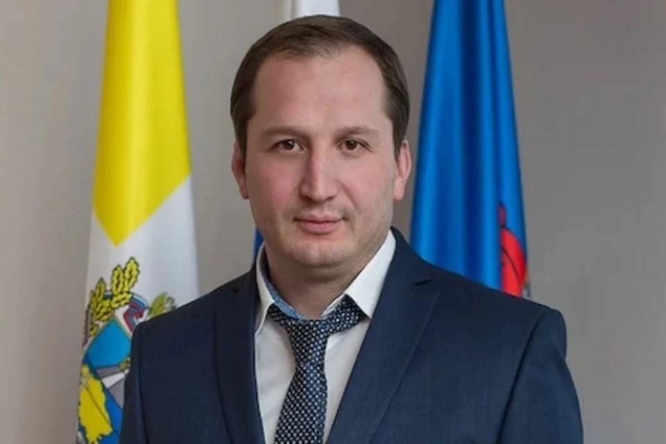 Мэр Максим Клетин. Фото: администрация Георгиевска