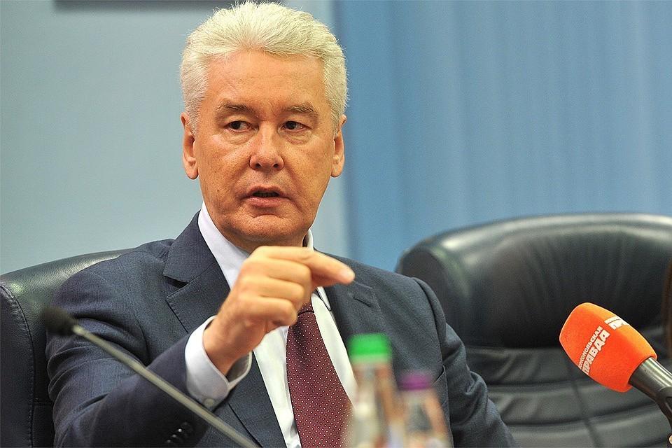 Сергей Собянин обязал работодателей перевести на удаленку не менее 30% сотрудников.