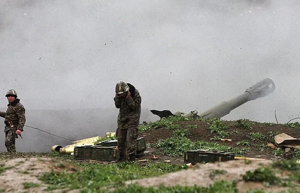 Армения сообщила о 1280 погибших азербайджанских военных в Карабахе