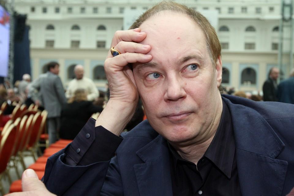 Владимир Конкин крайне тяжело переживает потерю единственной дочери