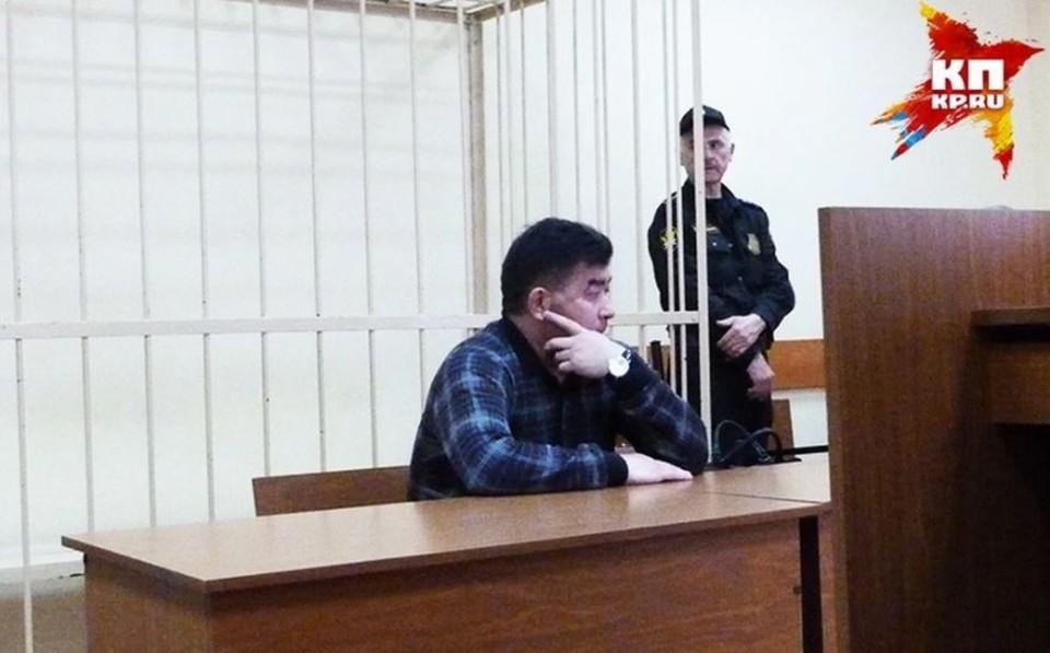 Отбыв половину срока Шушубаев надеется выйти на свободу.
