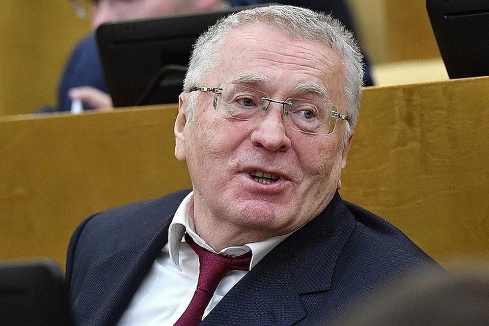 Жириновский посоветовал Трампу, как ему выкрутить эту историю в свою пользу