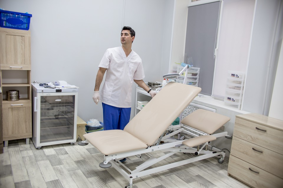 Доктор Женя почти три года добивался помещения для своего проекта.
