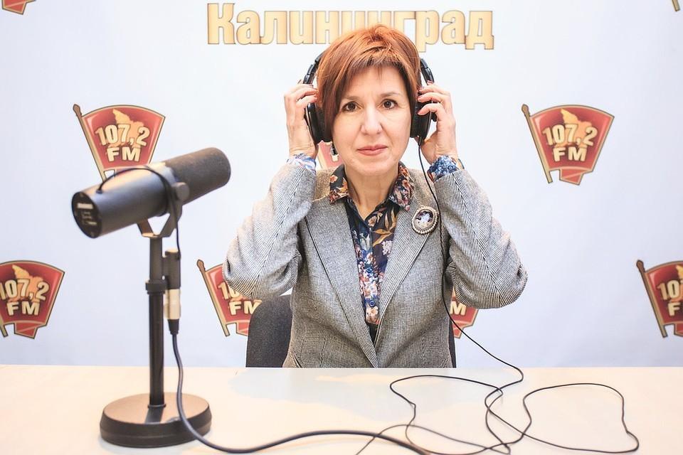 Говорит Калининград. Елена Бабура