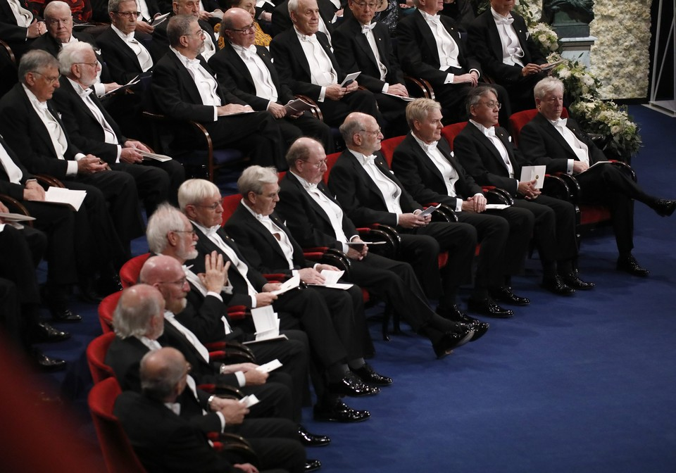 В Стокгольме объявят лауреата Нобелевской премии по химии