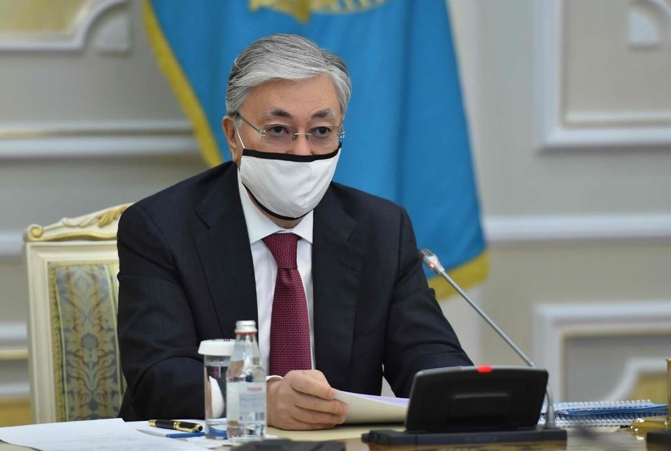 Фото: akorda.kz/ru.