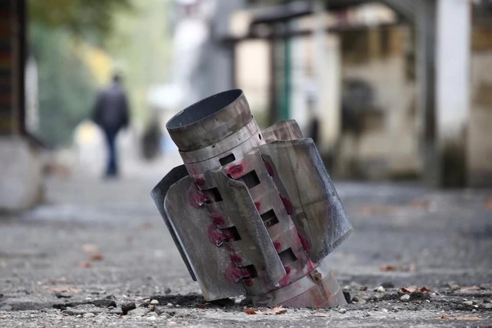 При обстреле в Карабахе ранение получил российский блогер Юрий Котенок