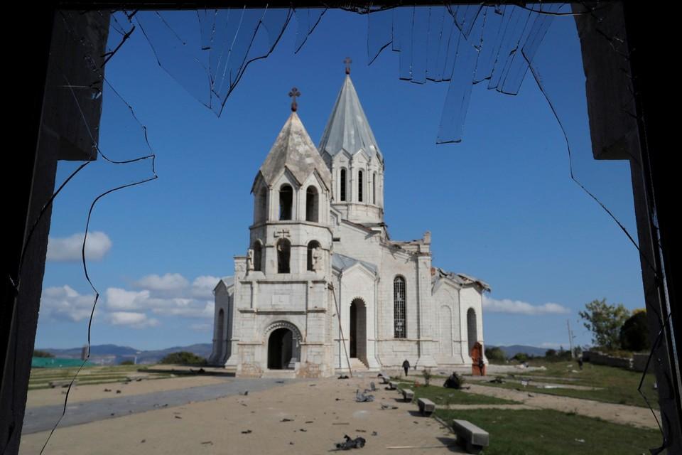 Мы собрали последние новости о конфликте в Нагорном Карабахе на 9 октября 2020 года