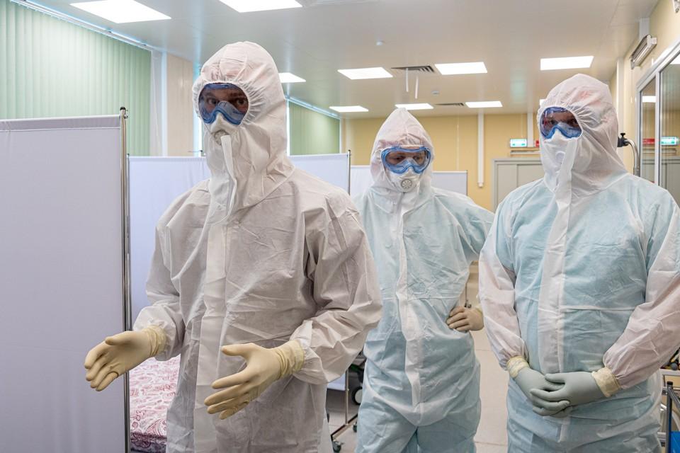 Новые случаи заражения коронавирусом в России на 9 октября 2020