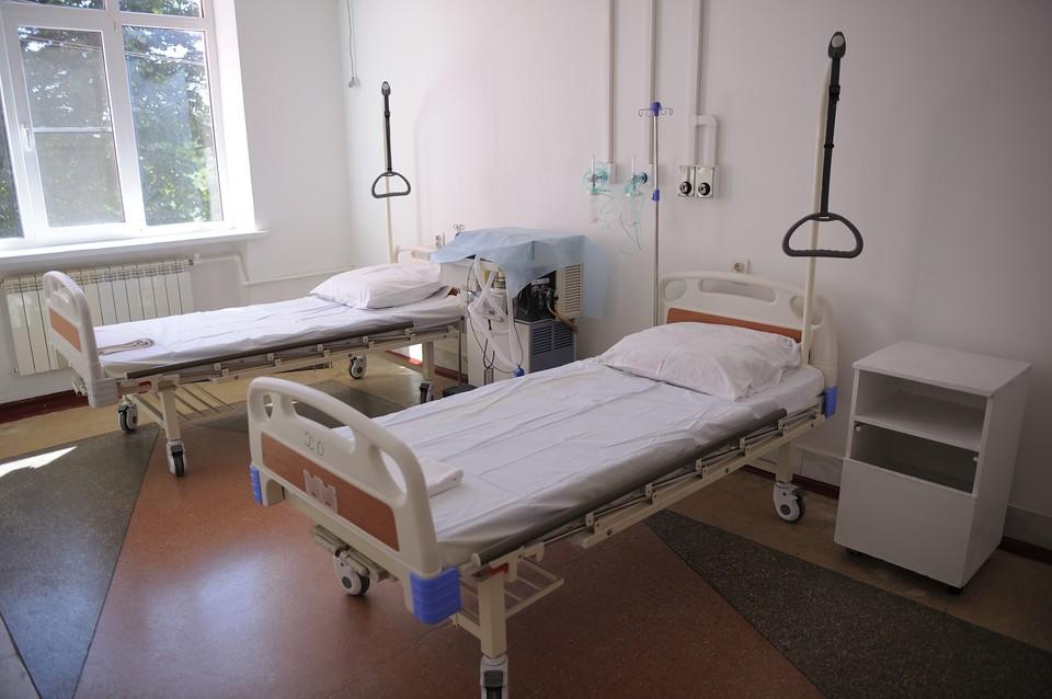 В новом респираторном госпитале весь коечный фонд буде подключен к подаче кислорода.