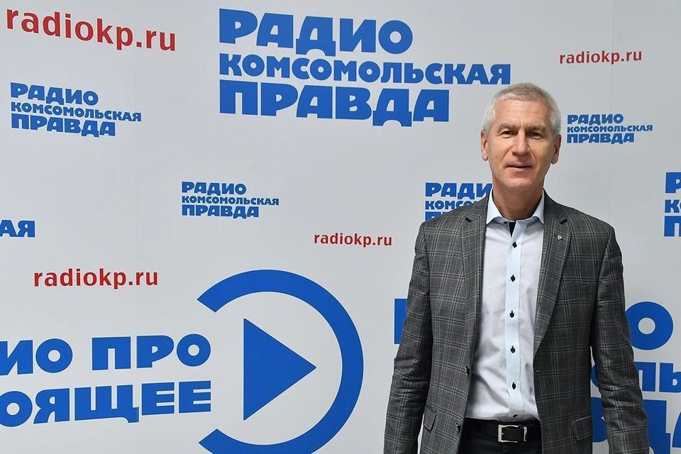 Олег Матыцин прокомментировал ограничения, принятые для спортивных мероприятий из-за коронавируса