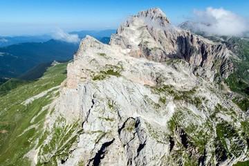Гора Фишт: «белая голова» с ледниками и царство эльфов