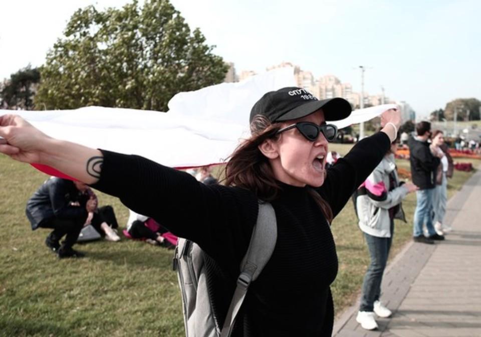 Около трех тысяч человек привлечены к административной ответственности с начала несанкционированных акций протеста в августе.