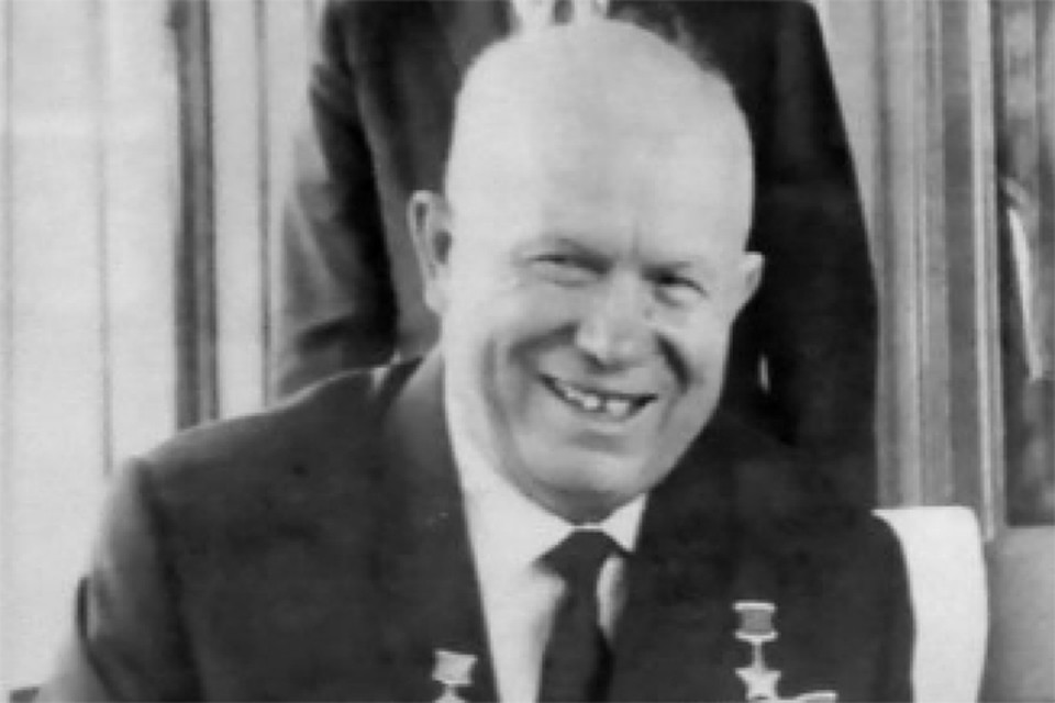 Стучал ли Хрущев ботинком по трибуне ООН