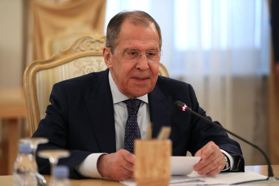 Лавров призвал не затягивать с возобновлением переговоров по Карабаху