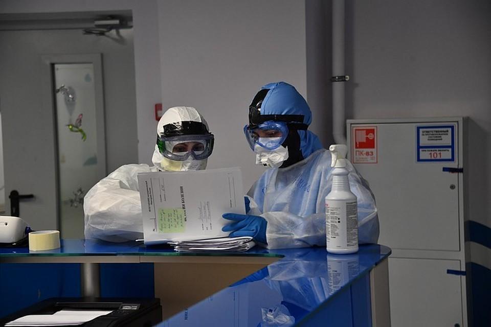 За сутки в Москве выявлено 4395 новых заразившихся коронавирусом