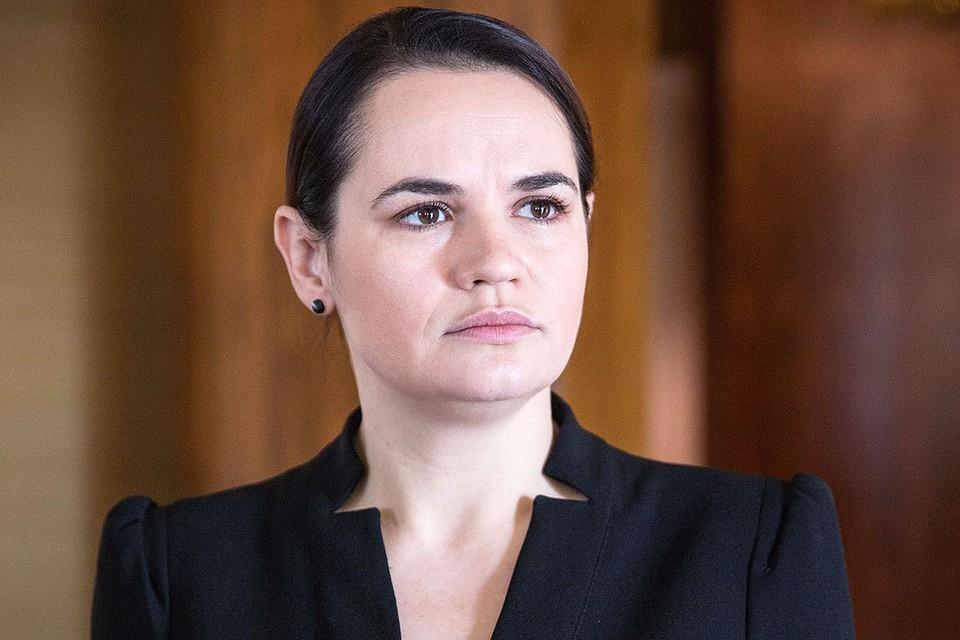 Светлана Тихановская выдвинула ультиматум президенту Лукашенко. Фото: Zuma\TASS