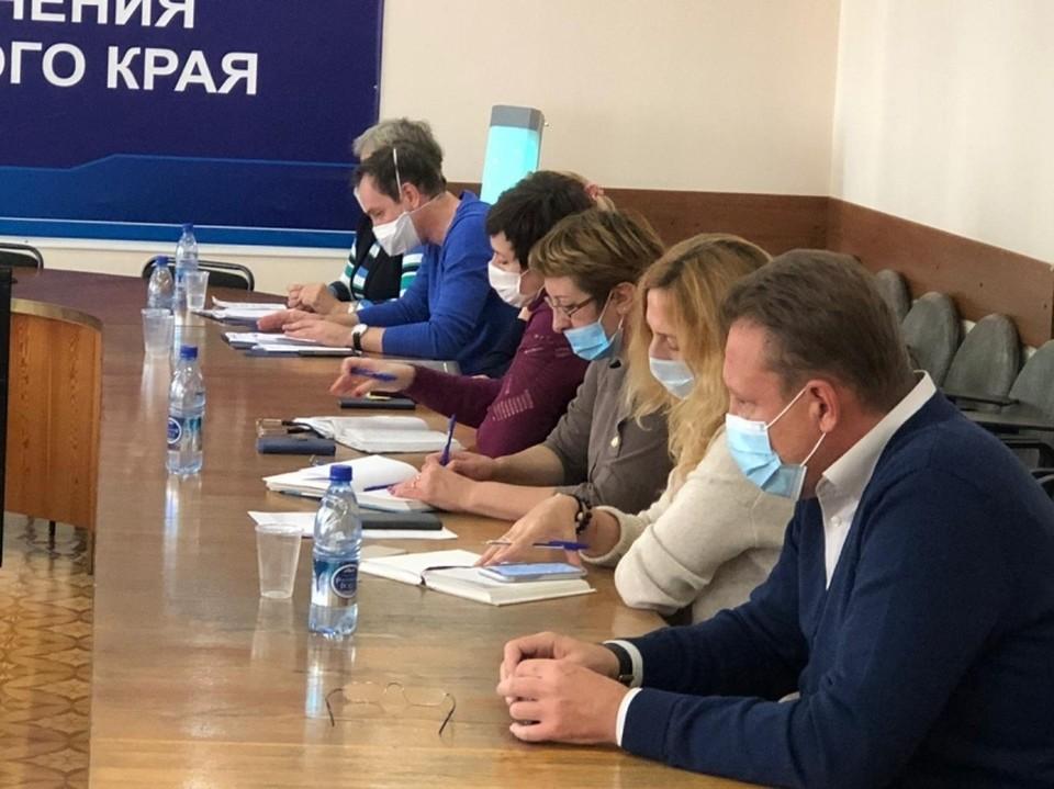 Фото пресс-службы министерства здравоохранения Забайкальского края