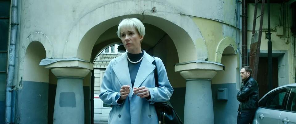 "Кадр из фильма ""Доктор Лиза"""