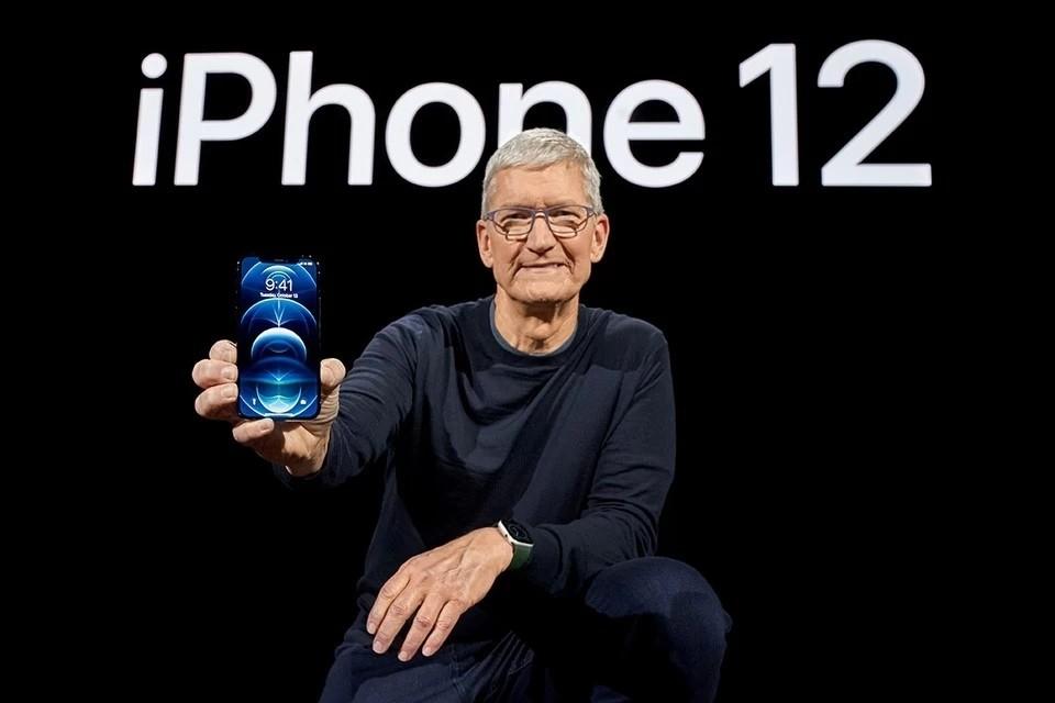 Накануне прошла очередная презентация ноу-хау компании Apple