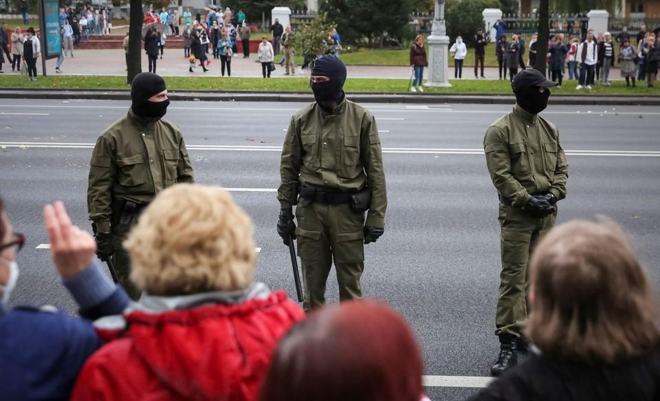 Мы собрали последние новости о протестах в Белоруссии на 15 октября 2020 года