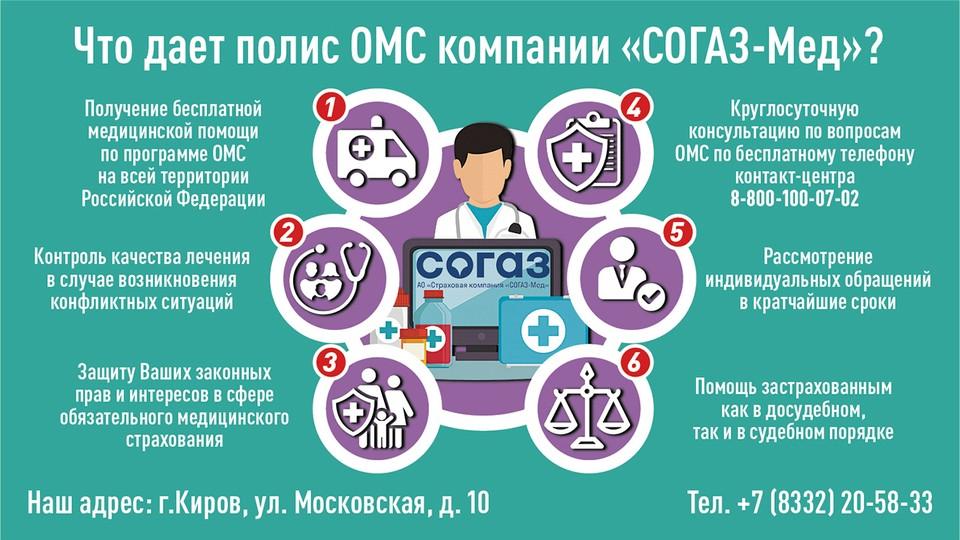 СОГАЗ-Мед: решение проблемы в один «клик»
